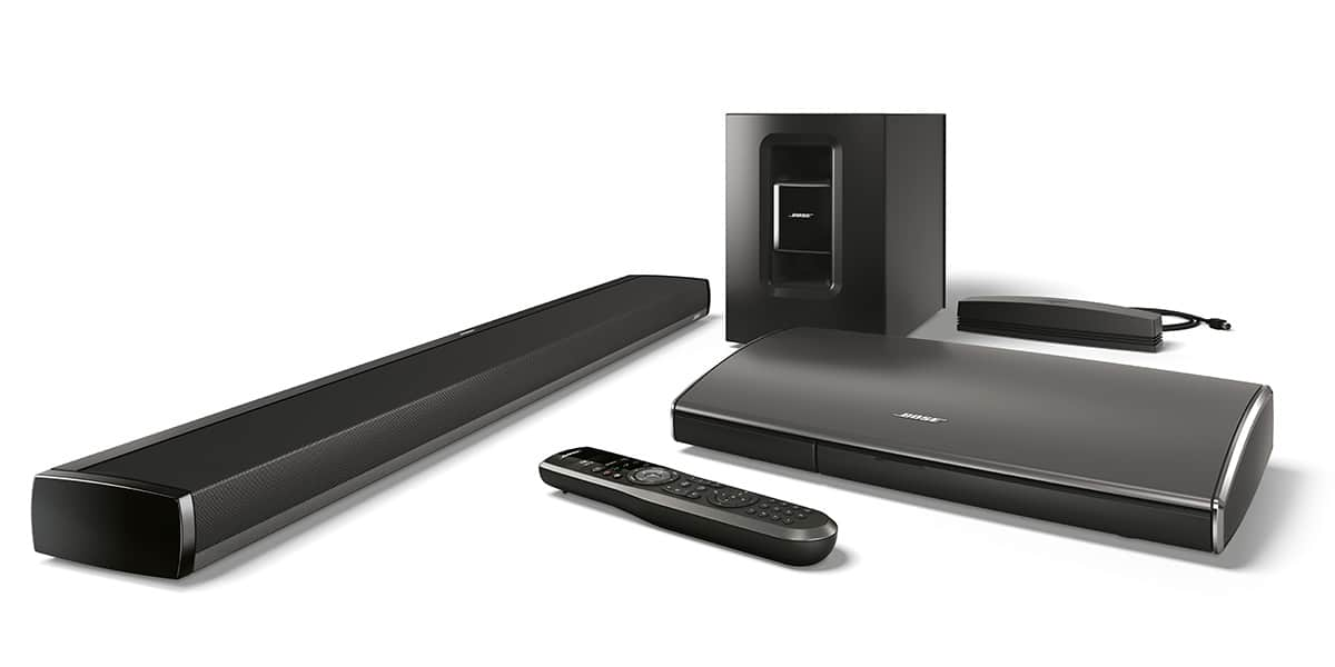 bose lifestyle soundtouch 135 noir barres de son sur. Black Bedroom Furniture Sets. Home Design Ideas