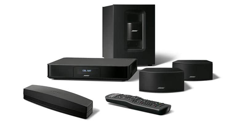 bose hc soundtouch 220 noir easylounge. Black Bedroom Furniture Sets. Home Design Ideas