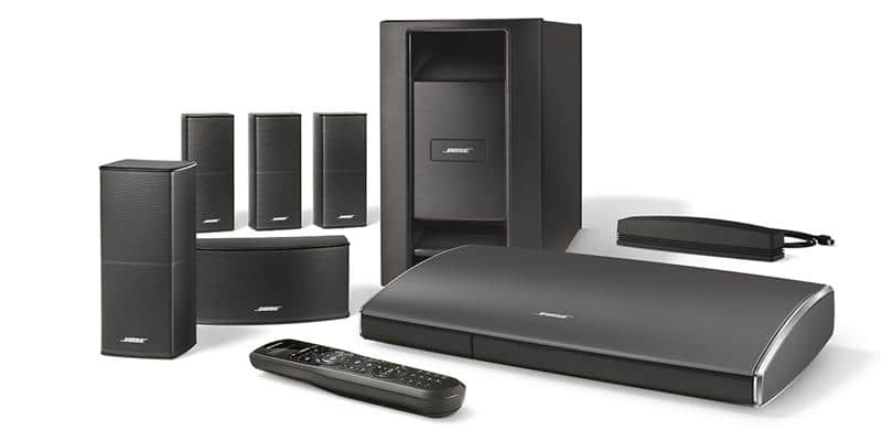 Bose Lifestyle SoundTouch 535 Noir