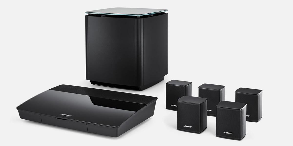 Bose Lifestyle 550 Noir