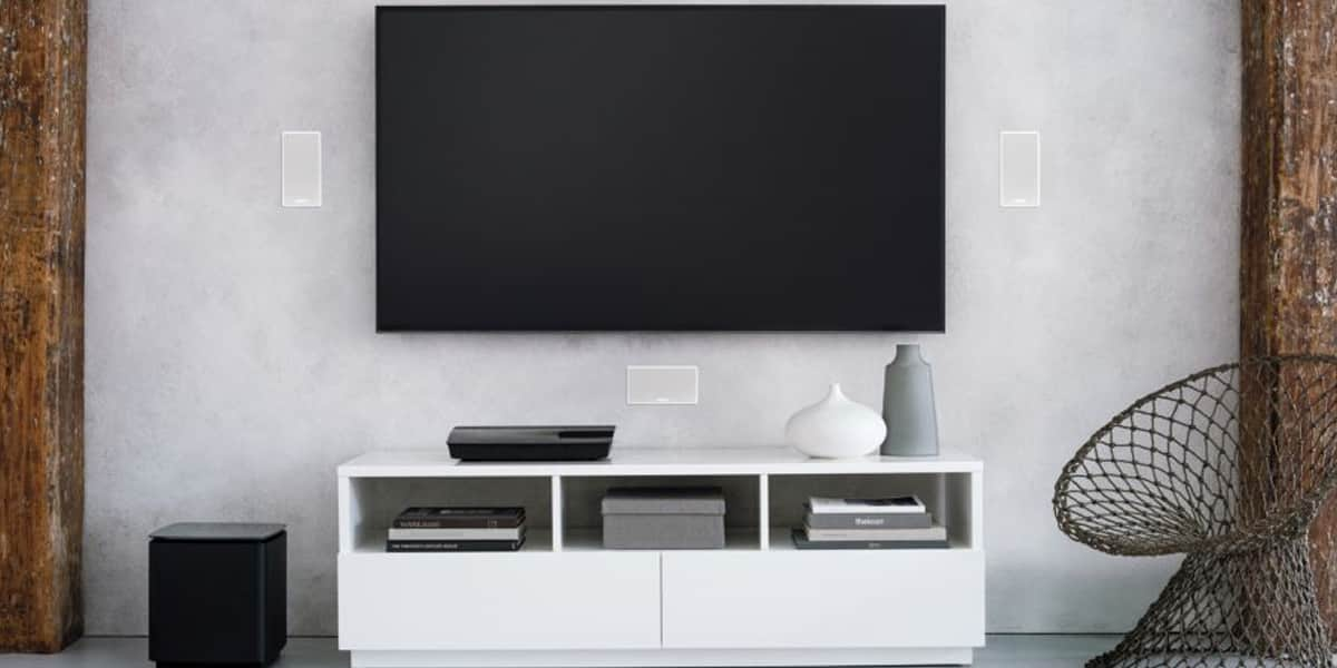 bose lifestyle 600 encastrable noir easylounge. Black Bedroom Furniture Sets. Home Design Ideas