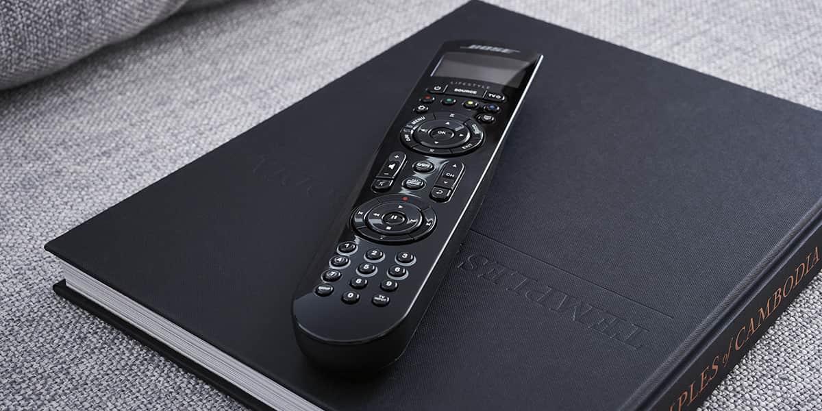 bose lifestyle 600 noir packs home cin ma complets sur easylounge. Black Bedroom Furniture Sets. Home Design Ideas