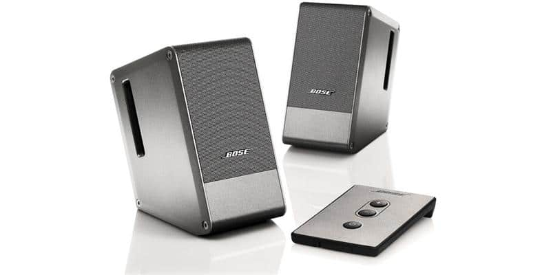 Bose MusicMonitor Argent