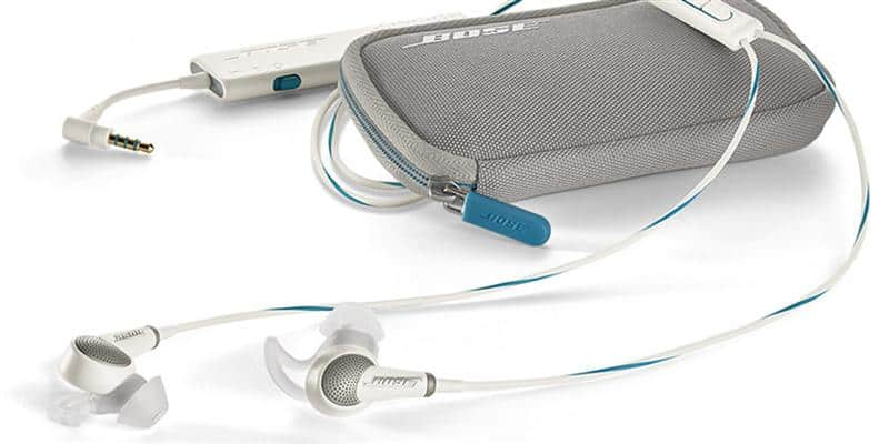 Bose QuietComfort 20 Samsung Blanc