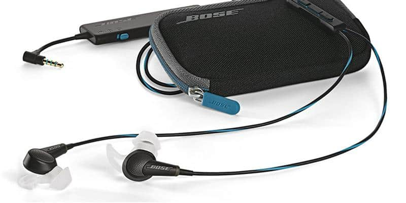 Bose QuietComfort 20 Samsung Noir