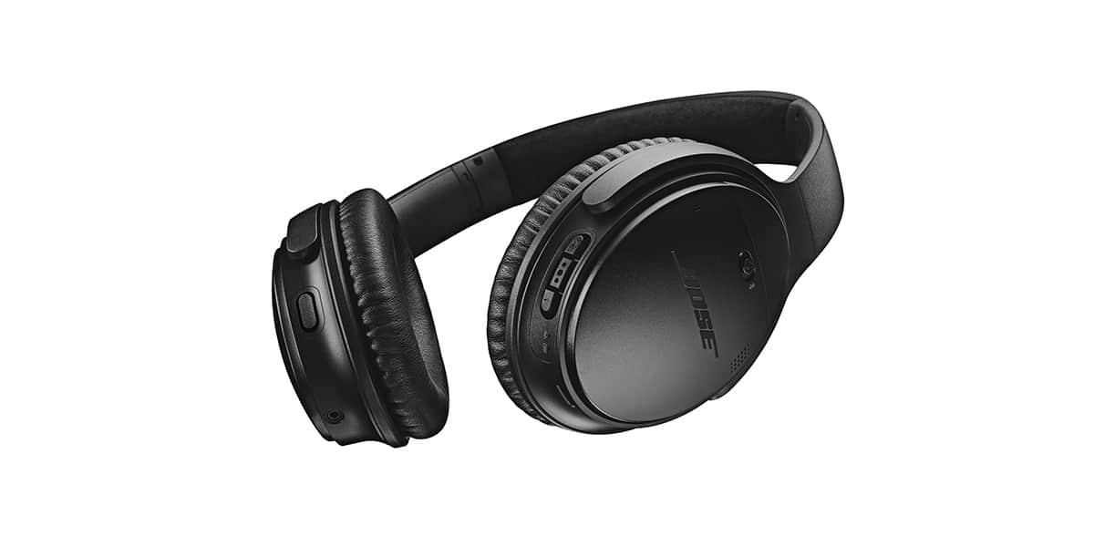 bose quietcomfort 35 ii noir casques audio sans fil sur easylounge. Black Bedroom Furniture Sets. Home Design Ideas