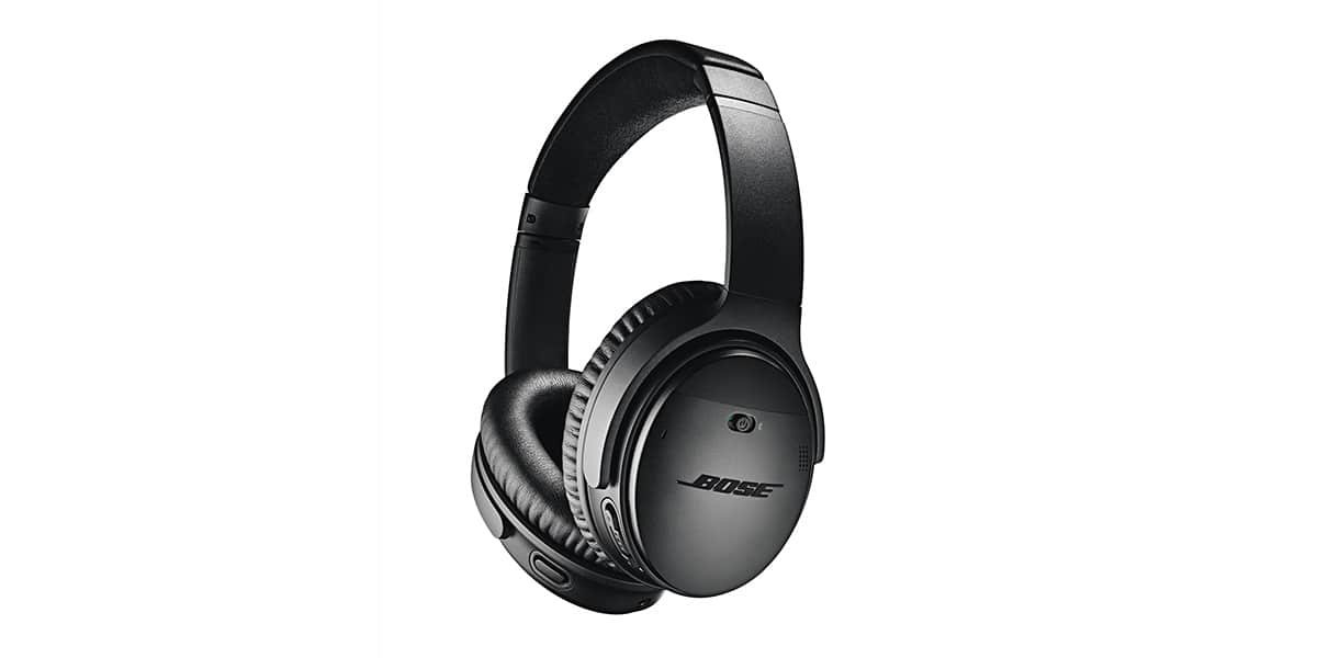 bose quietcomfort 35 ii noir casques audio sans fil sur. Black Bedroom Furniture Sets. Home Design Ideas