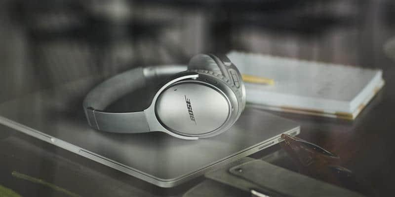Bose QuietComfort 35 II Titane