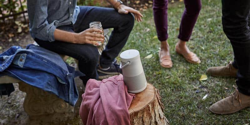 Bose SoundLink Revolve Plus Argent