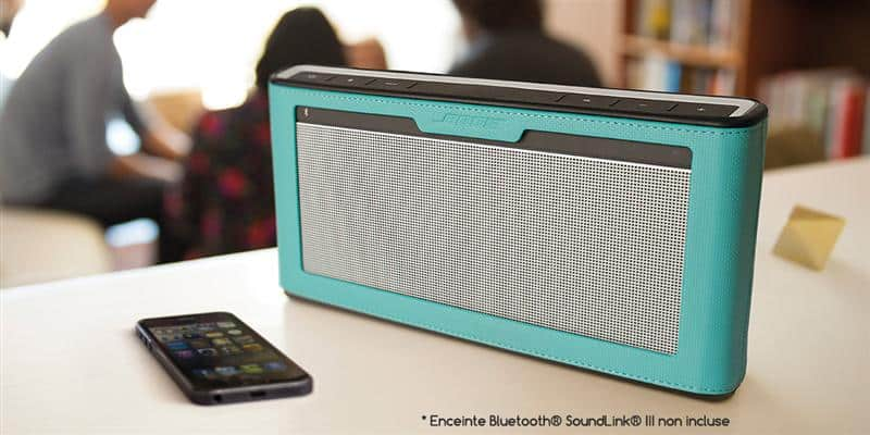 Bose Cover Blue SL3