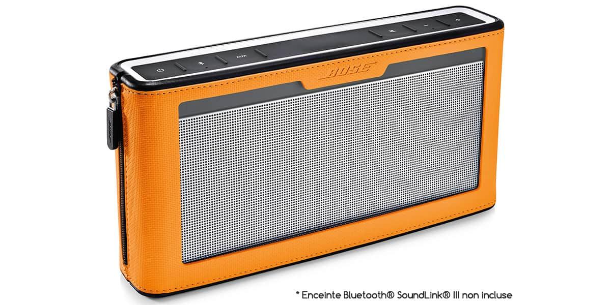 bose cover orange sl3 accessoires et housses sur easylounge. Black Bedroom Furniture Sets. Home Design Ideas