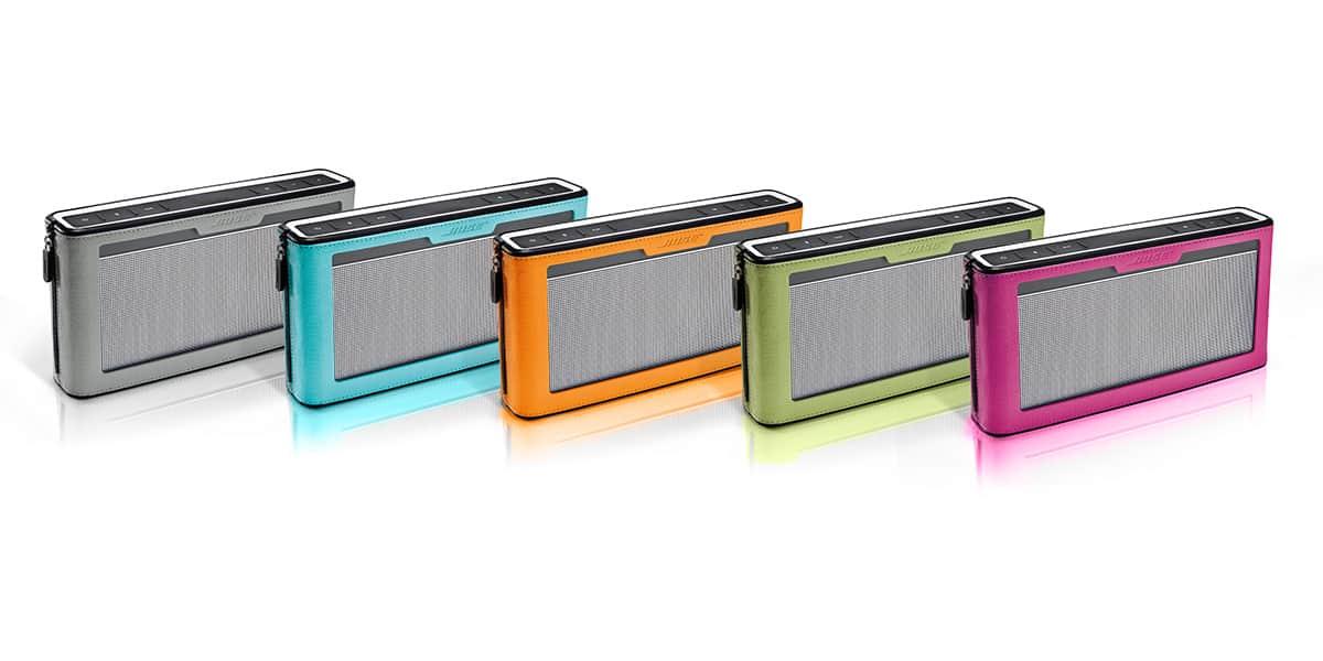 Bose cover orange sl3 accessoires et housses sur easylounge for Housse bose soundlink 3