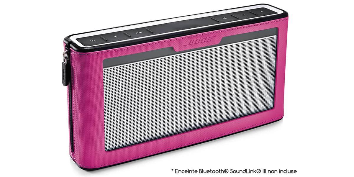 bose cover pink sl3 accessoires et housses sur easylounge. Black Bedroom Furniture Sets. Home Design Ideas