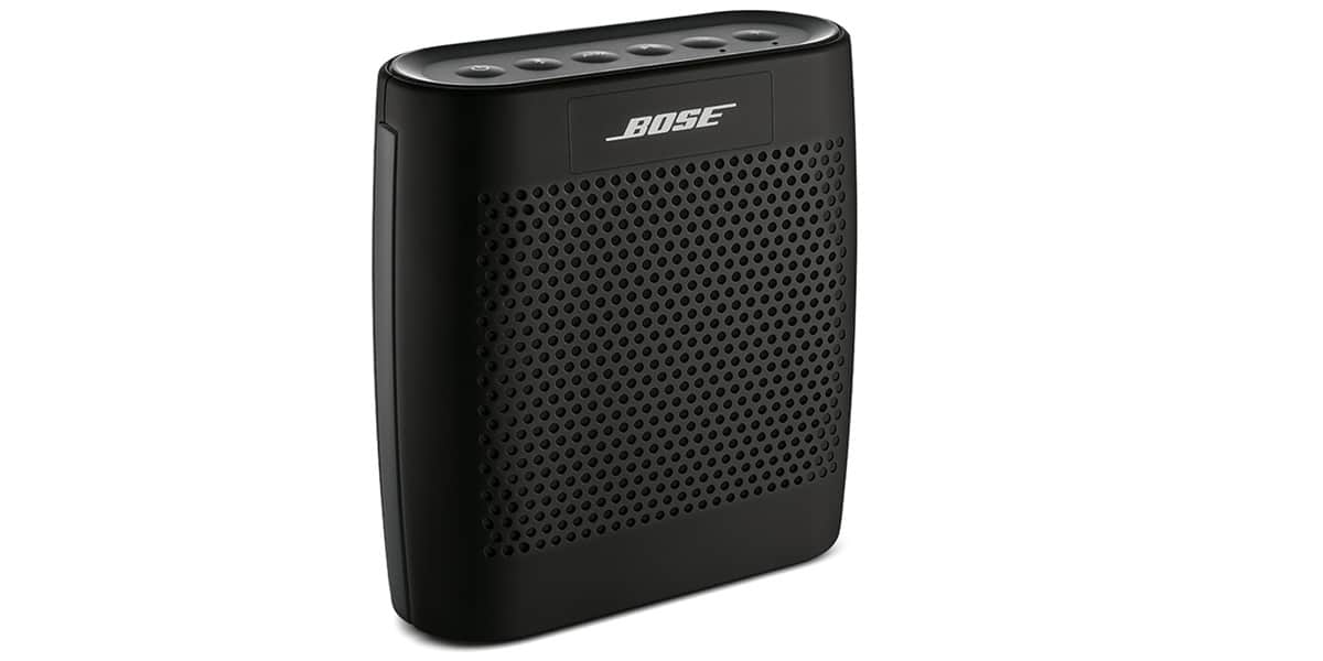 bose soundlink colour noire enceintes bluetooth sur. Black Bedroom Furniture Sets. Home Design Ideas