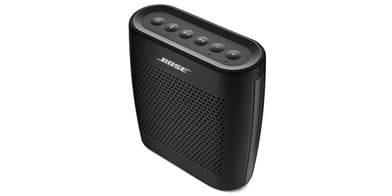 Bose SoundLink Colour Noire