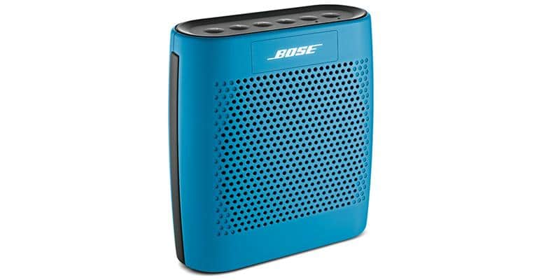 Bose SoundLink Colour Bleue