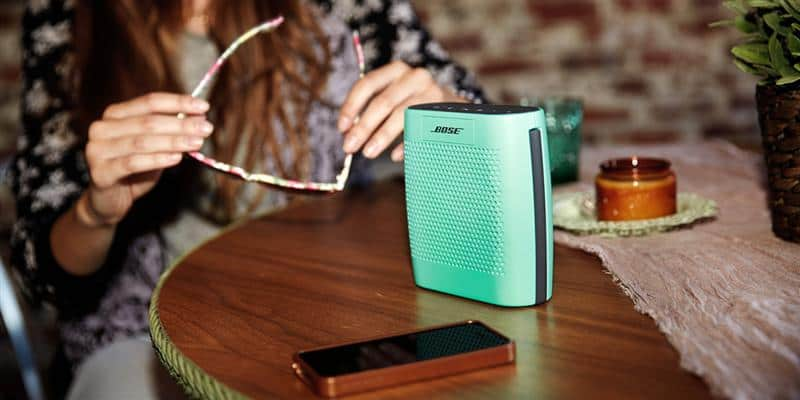 Bose SoundLink Colour Menthe