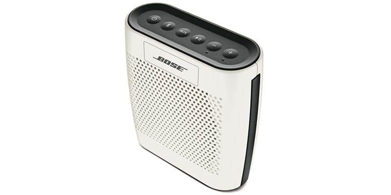 Bose SoundLink Colour Blanche