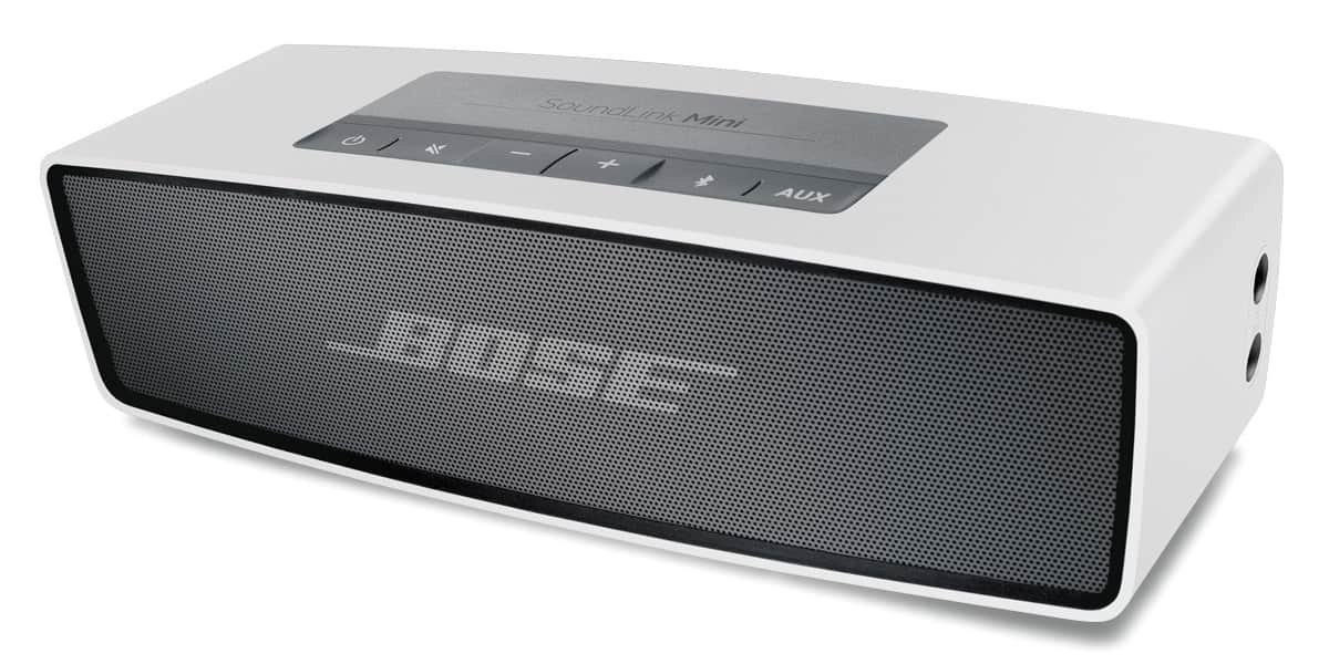 bose soundlink mini enceintes bluetooth sur easylounge. Black Bedroom Furniture Sets. Home Design Ideas