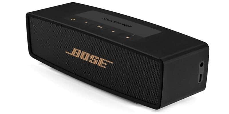 Bose Soundlink Mini Triple Black