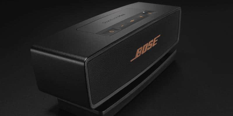 Bose Soundlink Mini Triple Black