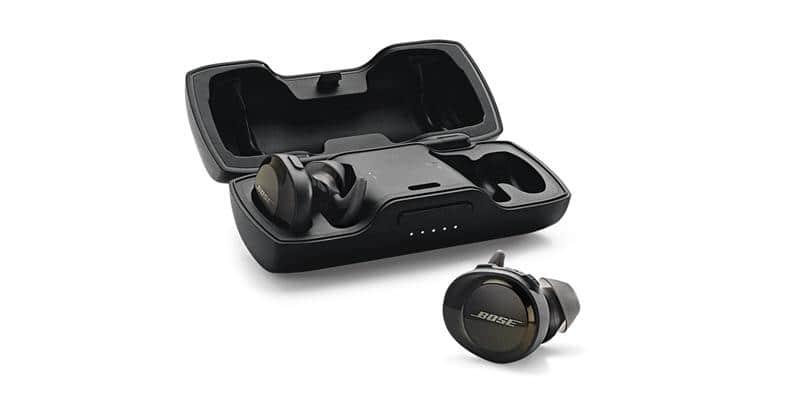 Bose SoundSport Free Noir