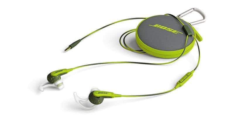Bose SoundSport Apple Vert