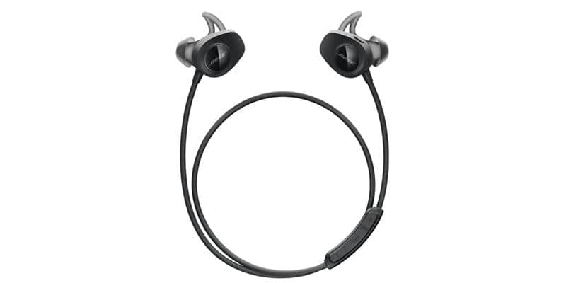Bose SoundSport Wireless Noir
