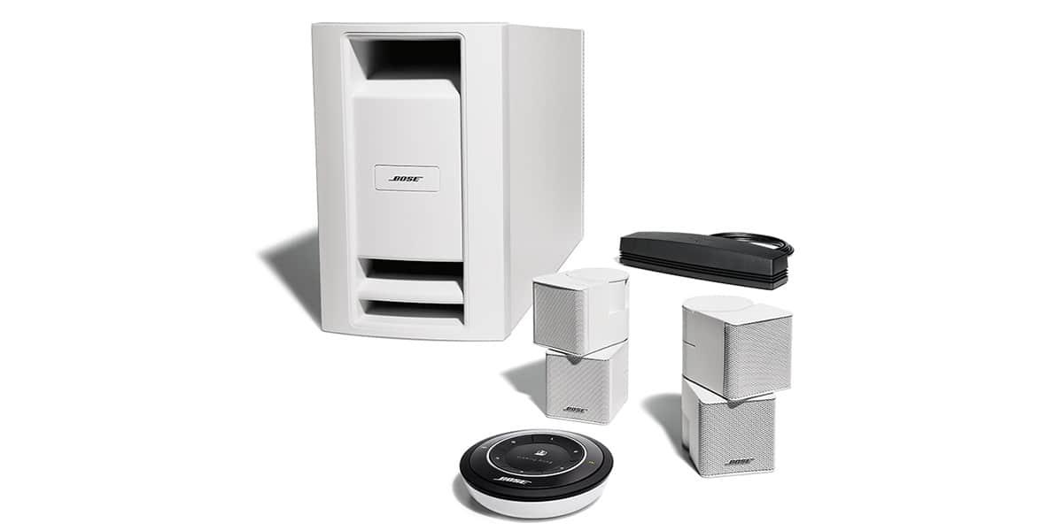 bose soundtouch jc blanc multiroom audio sur easylounge. Black Bedroom Furniture Sets. Home Design Ideas