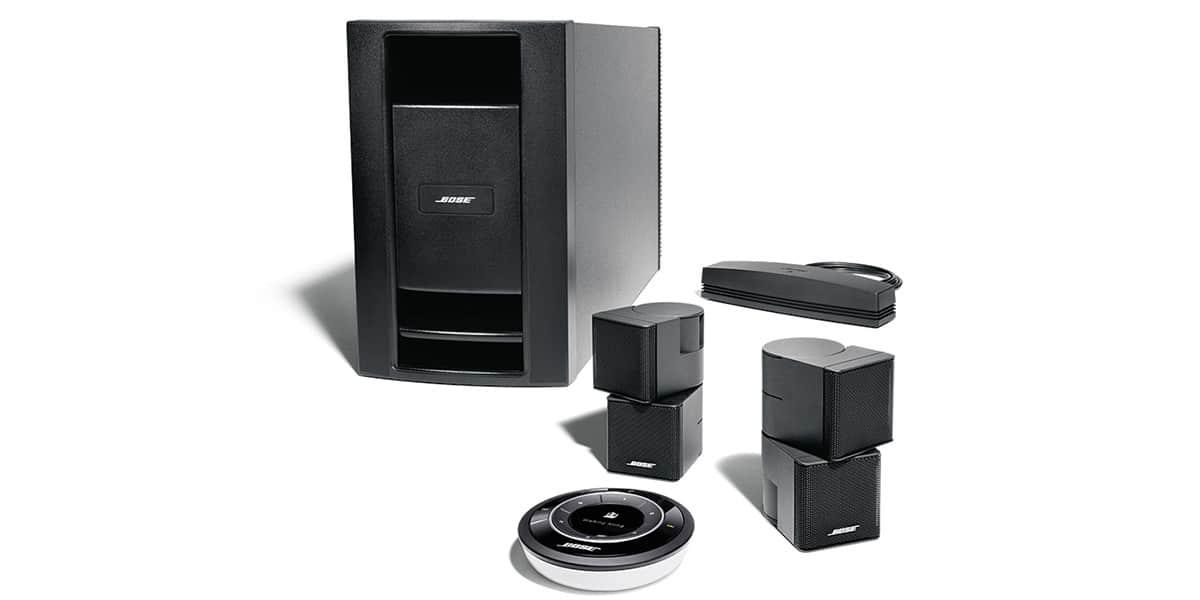 bose soundtouch jc noir multiroom audio sur easylounge. Black Bedroom Furniture Sets. Home Design Ideas