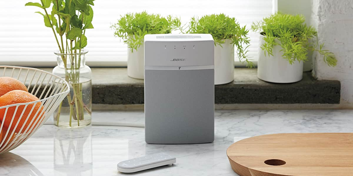 Bose SoundTouch 10 Blanc