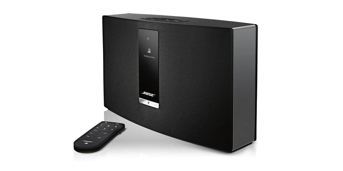 bose soundtouch 20 s rie 3 noir easylounge. Black Bedroom Furniture Sets. Home Design Ideas