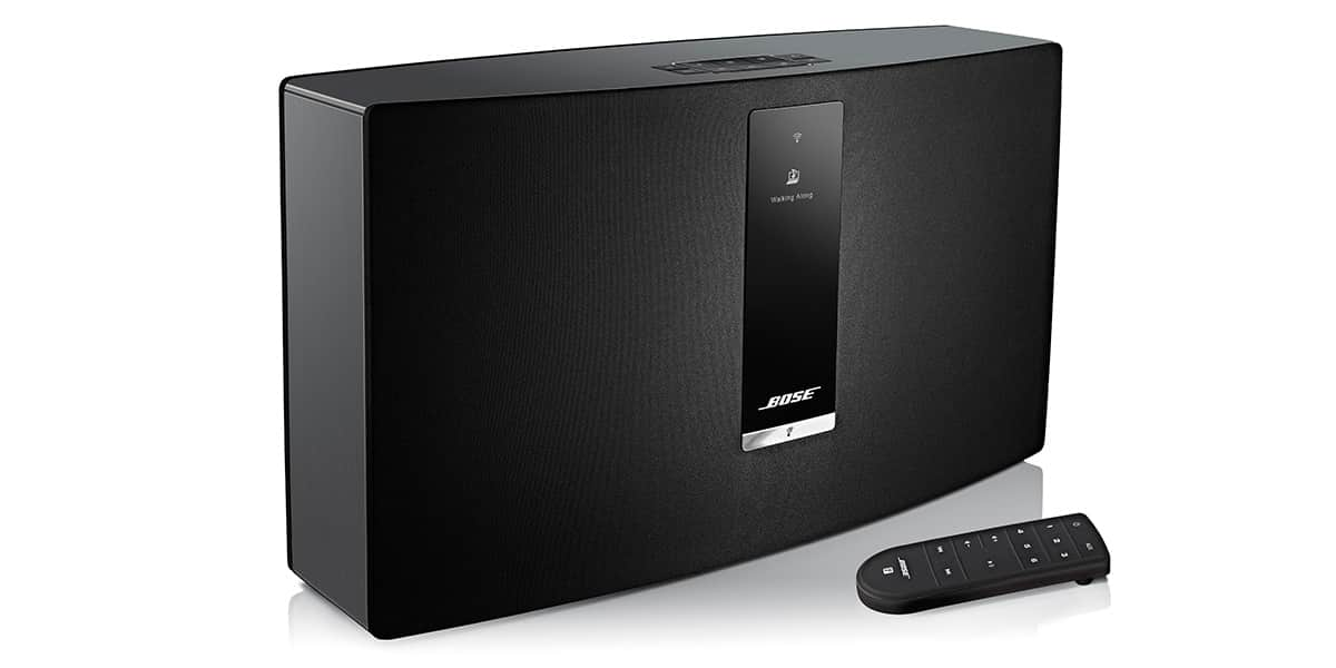 bose soundtouch 30 s rie iii noir easylounge. Black Bedroom Furniture Sets. Home Design Ideas