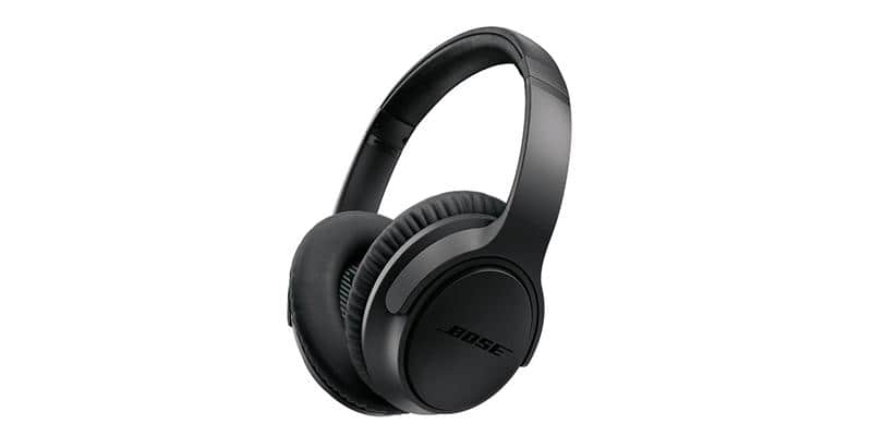 Bose SoundTrue AE Apple Noir