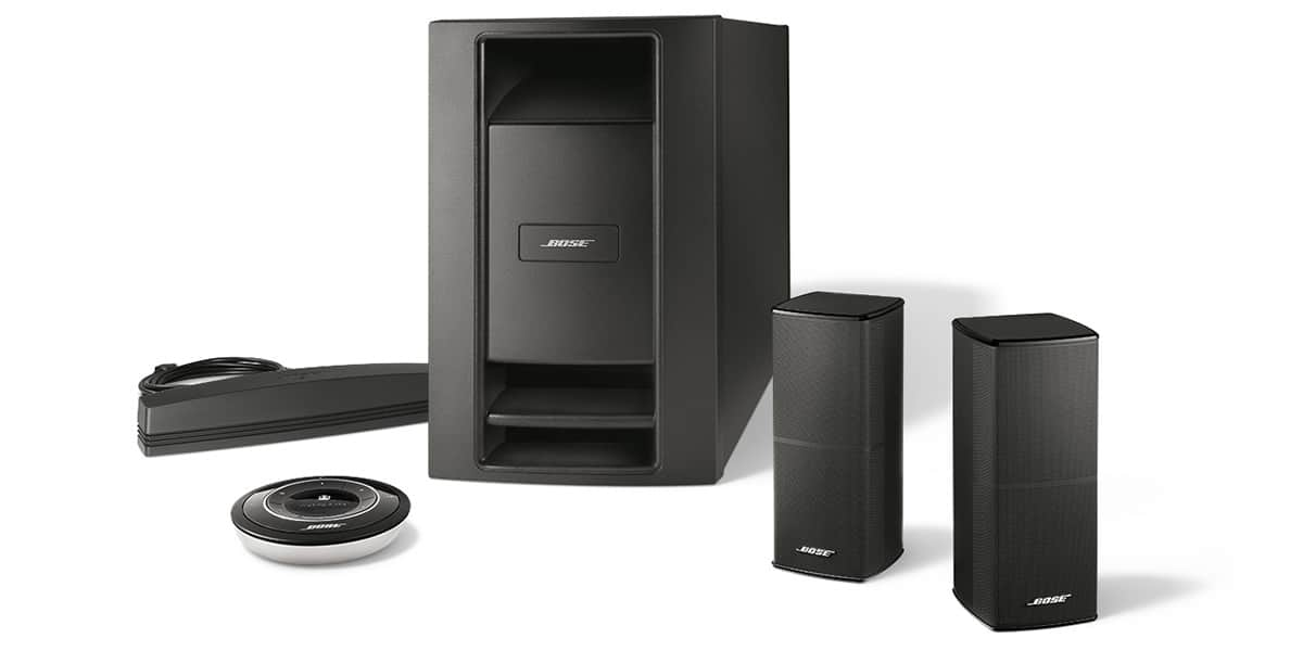 bose soundtouch jc ii noir easylounge. Black Bedroom Furniture Sets. Home Design Ideas