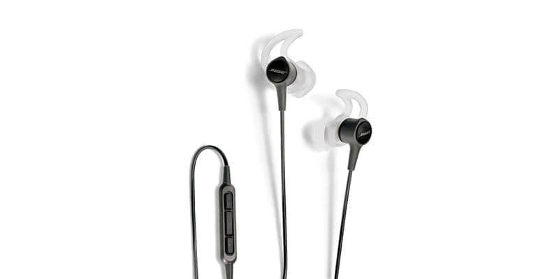 Bose SoundTrue Ultra Android Noir