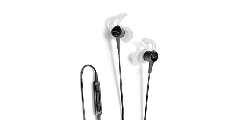 Bose SoundTrue Ultra Apple Noir