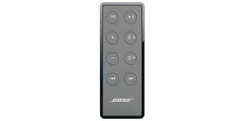 Bose Téléco SoundDock Noir