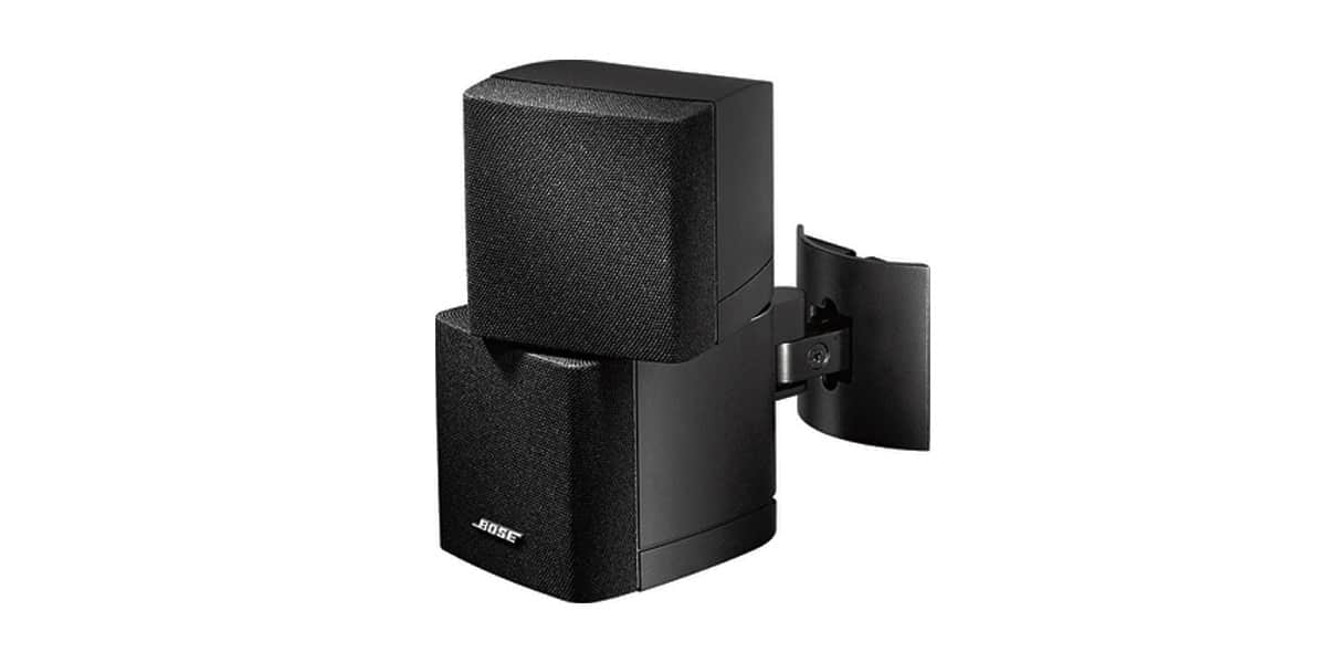 bose ub 20 noir pieds pour enceintes sur easylounge. Black Bedroom Furniture Sets. Home Design Ideas