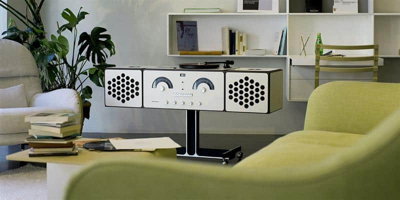 Brionvega RR226 Fonografo