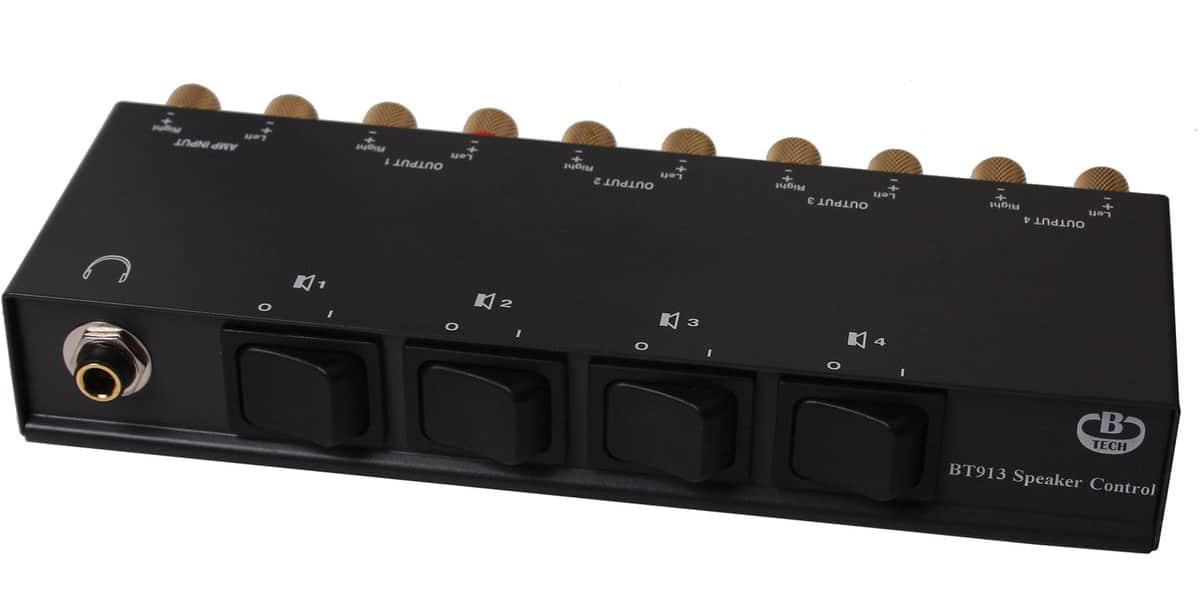 Btech AVC BT913 Noir