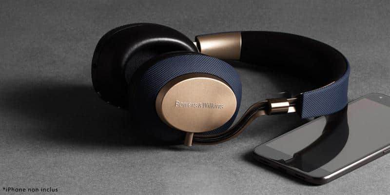 BW PX Wireless Soft Gold