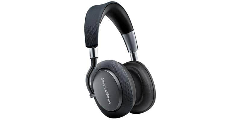 BW PX Wireless Space Grey