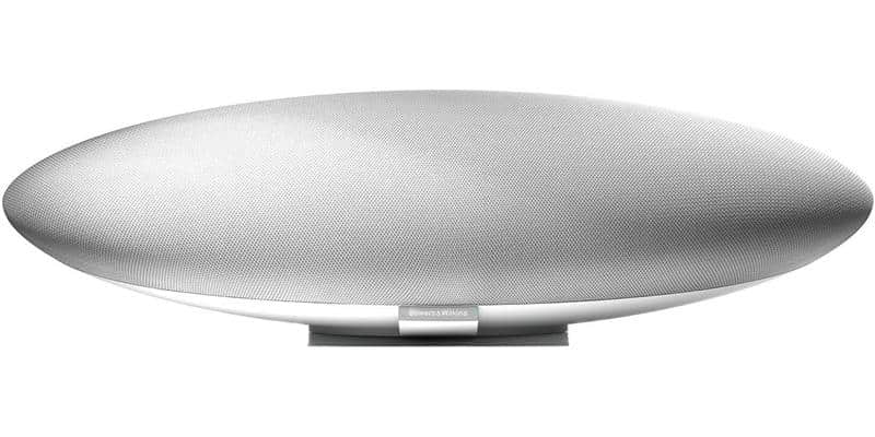 BW Zeppelin Wireless Blanc