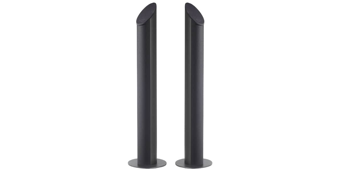 cabasse ki colonne noir enceintes colonnes sur easylounge. Black Bedroom Furniture Sets. Home Design Ideas