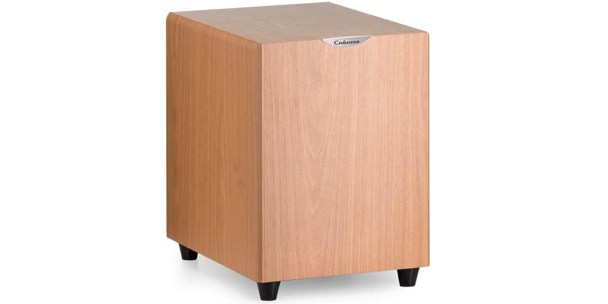 cabasse orion cerisier caissons de basse sur easylounge. Black Bedroom Furniture Sets. Home Design Ideas