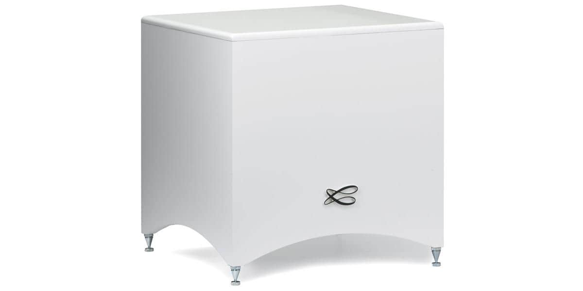 cabasse santorin 17 blanc caissons de basse sur easylounge. Black Bedroom Furniture Sets. Home Design Ideas