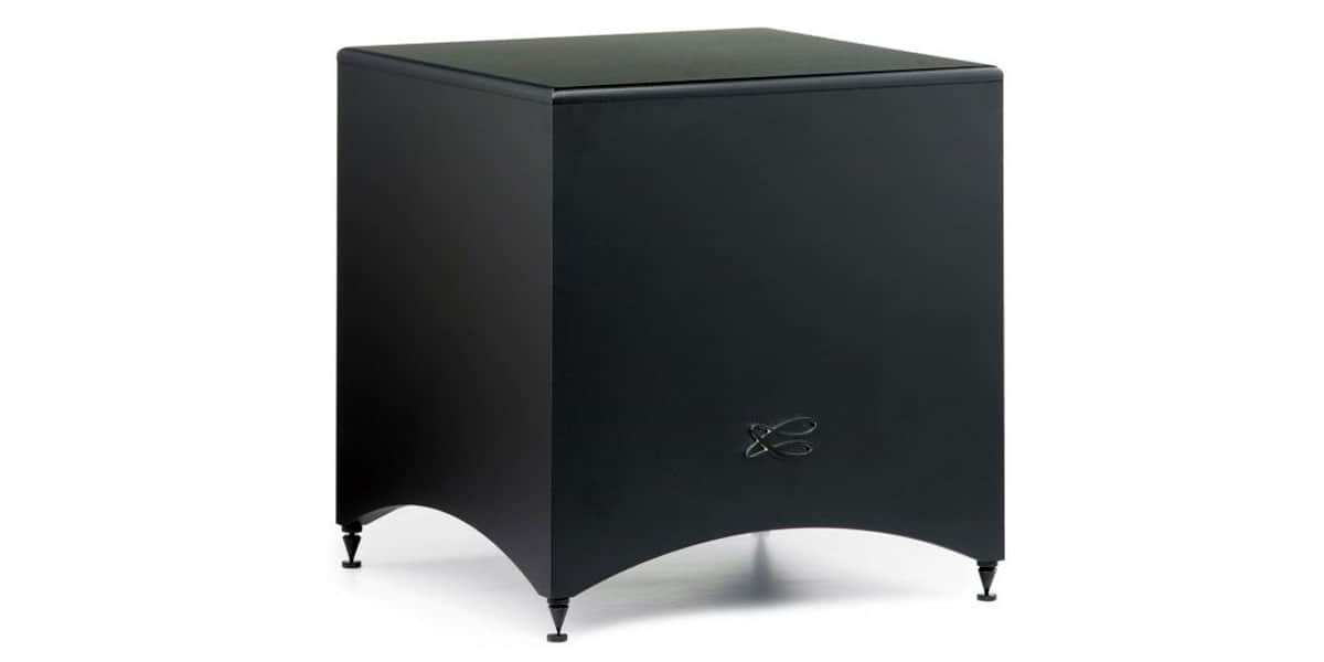 cabasse santorin 17 noir caissons de basse sur easylounge. Black Bedroom Furniture Sets. Home Design Ideas