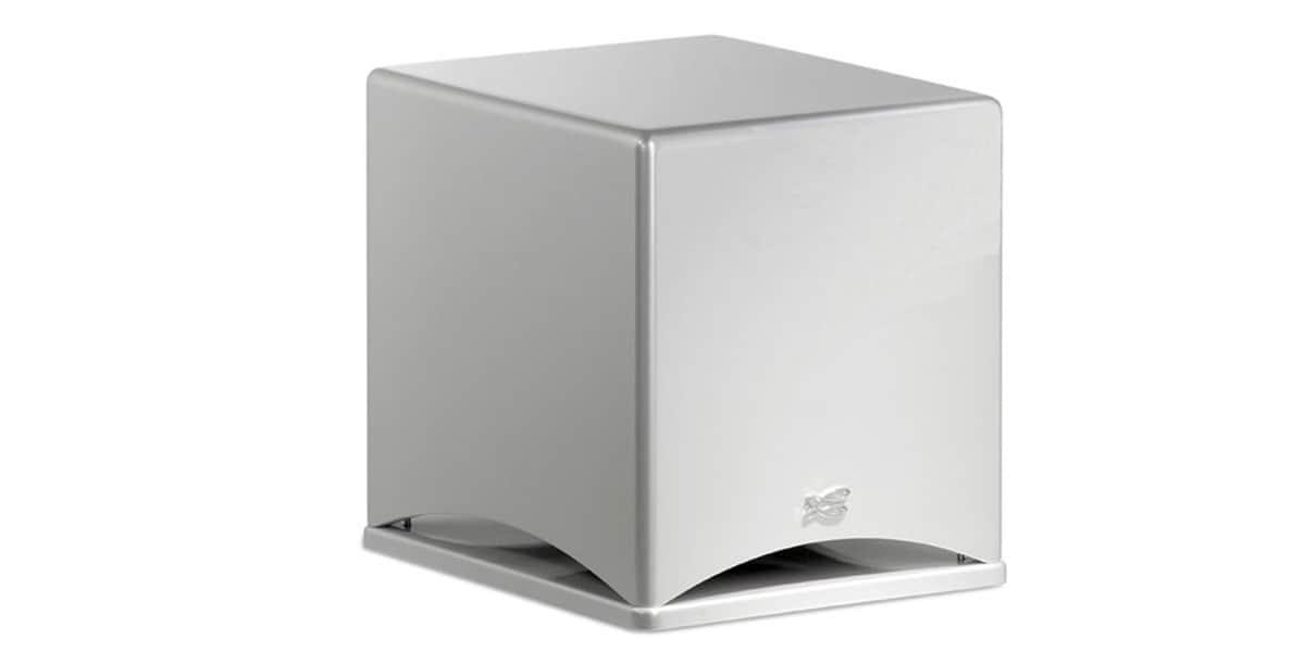 cabasse santorin 30i blanc caissons de basse sur easylounge. Black Bedroom Furniture Sets. Home Design Ideas