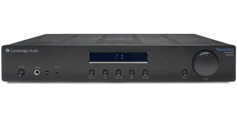 Cambridge Audio Topaz AM10 Noir